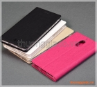"""Bao da Nokia 6 (5.5""""), Nokia 6 (2017) flip leather case, hiệu Vili"""