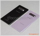 Nắp lưng Samsung Galaxy Note 8/ N950, nắp đậy pin hàng tháo máy, chất liệu kính