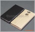 "Bao da Sony Xperia XA2 (5.2"") flip leather case, hiệu Vili"