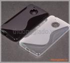 "Ốp lưng silicone Moto G5 (5.0""), hiệu S-Line"