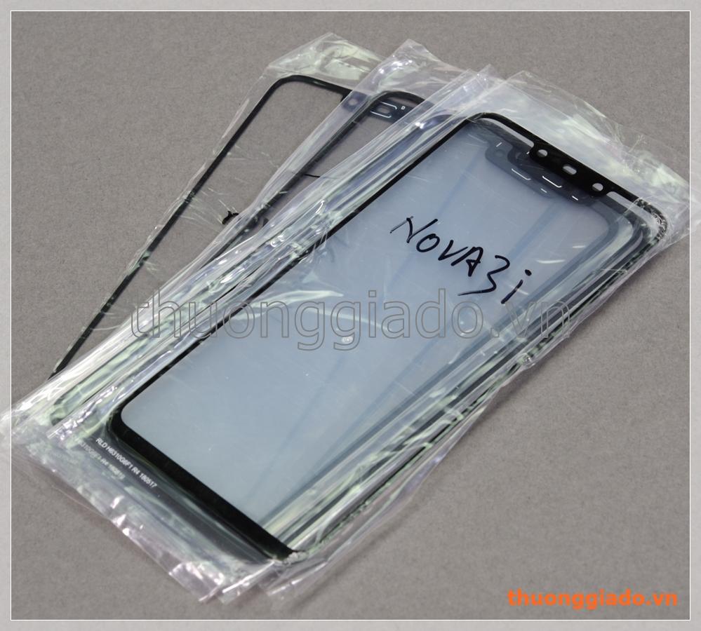 Thay mặt kính màn hình Huawei Nova 3i, ép kính lấy ngay