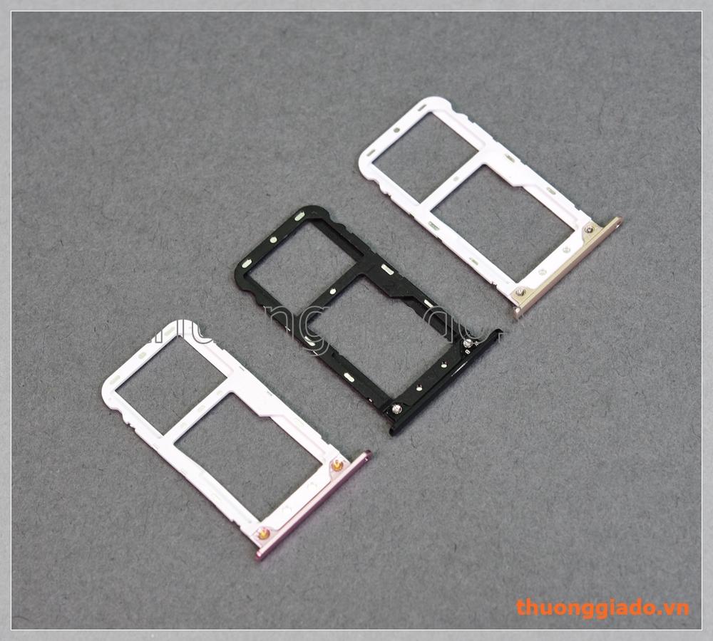 """Khay sim Redmi 5 Plus (5.99""""), Redmi 5+ (gồm khay đựng thẻ nhớ)"""