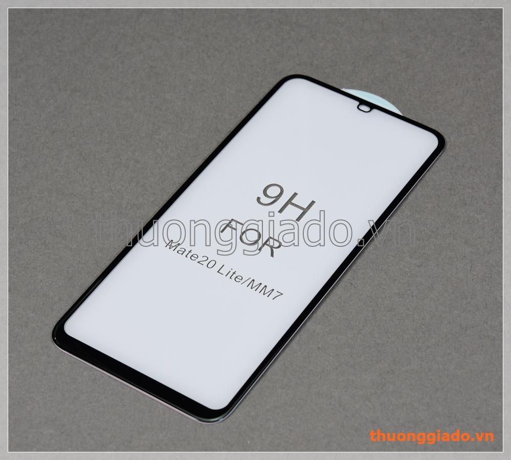 Dán bảo vệ màn hình Huawei Mate 20 Lite/ Mate20 Lite, dán kính cường lực loại 5D