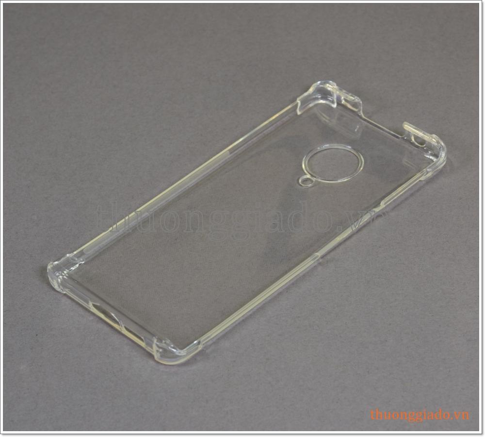 Ốp lưng silicone Vivo NEX 3 5G, ốp dẻo trong suốt chống sốc 4 góc
