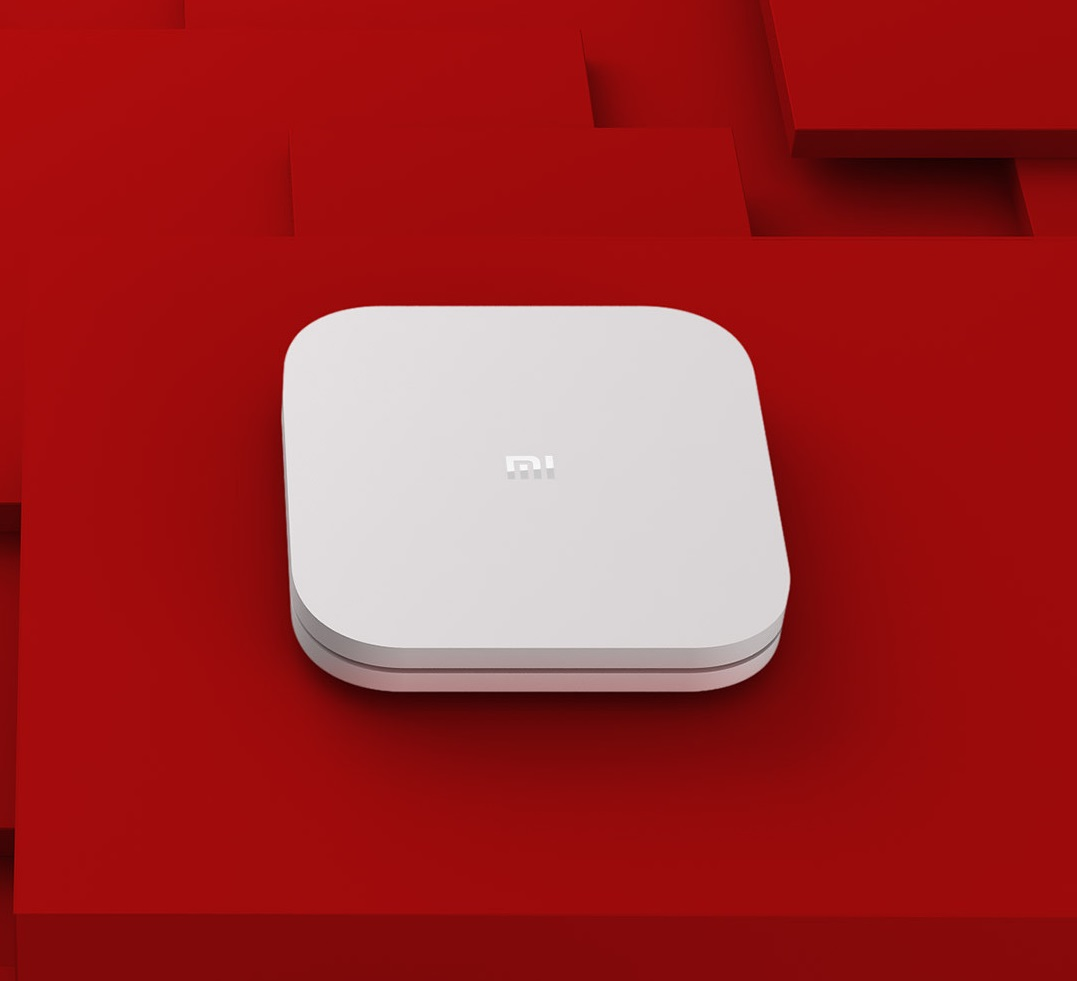 Android TV Xiaomi Mi Box 4 (4K, HDR)