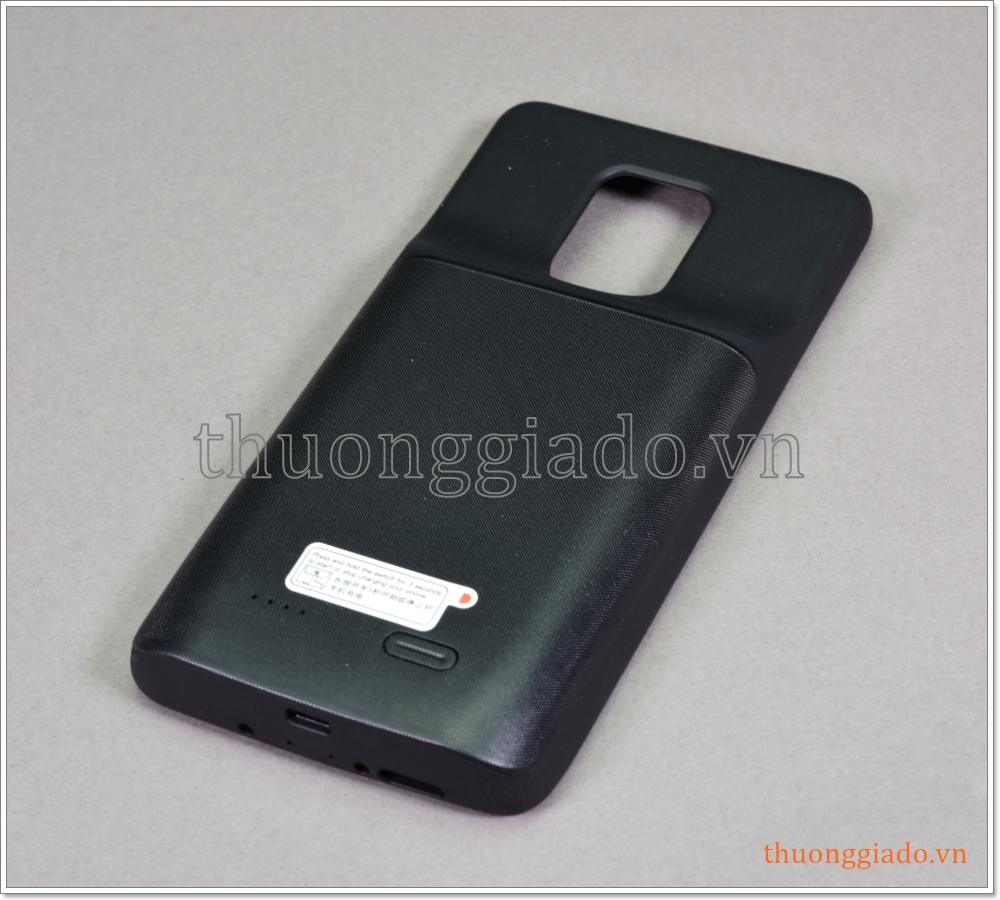 Pin dự phòng Huawei Mate 20 X, Mate 20X kiêm ốp lưng bảo vệ, dung lượng 6000mAh