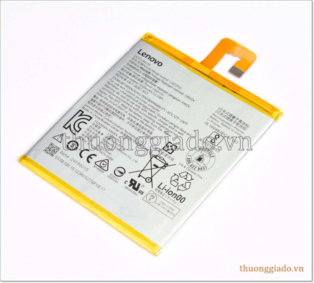 Thay pin Lenovo Tab 7.0, TB-7504F, TB-7504N (L16D1P33, 3500mAh, 13.5Wh)