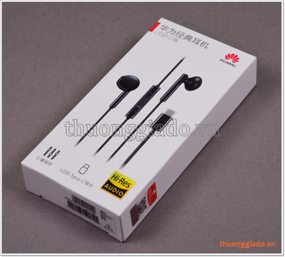 Tai nghe điện thoại Huawei CM33 (usb-c) chính hãng