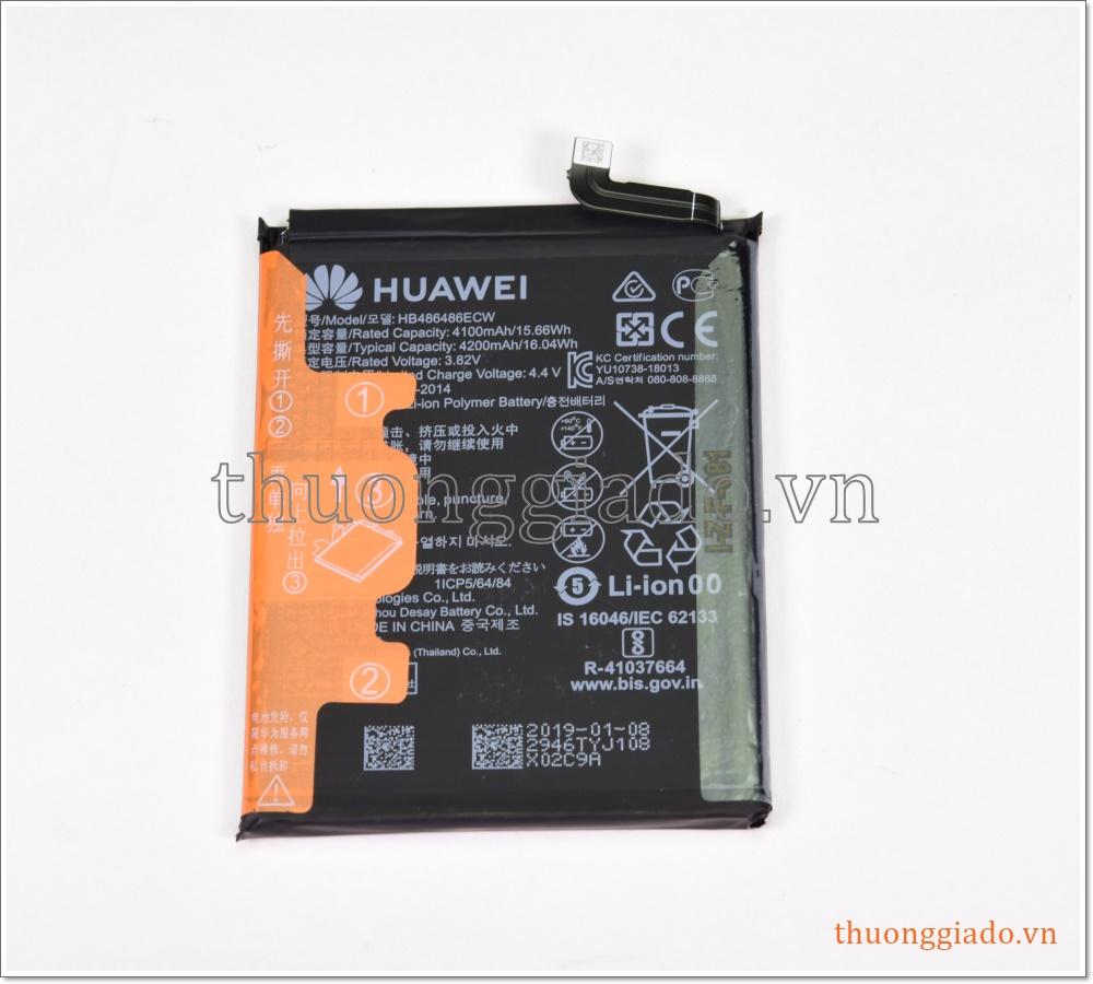 Thay pin Huawei P30 Pro, Huawei Mate 20 Pro (HB486486ECW), 4100mAh