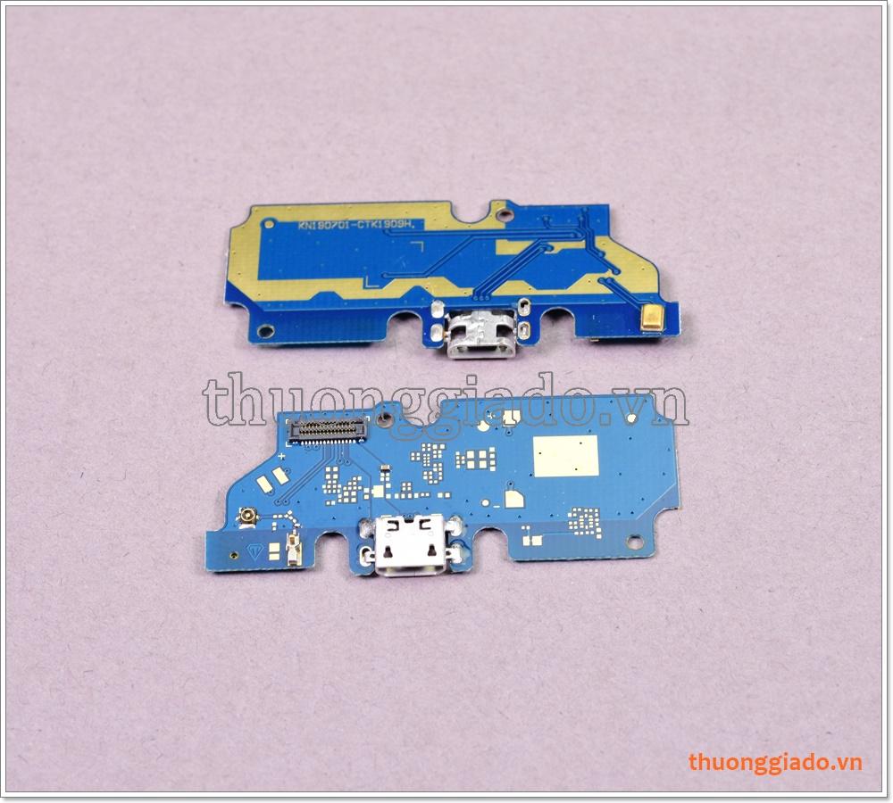 Thay cụm chân sạc Nokia 2.2, gồm cả míc nghe gọi đàm thoại (micro usb)