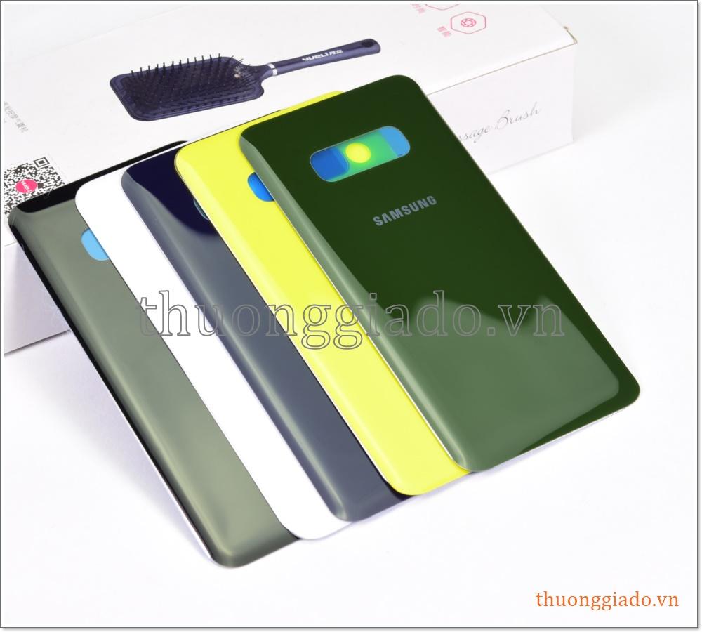 Thay kính lưng Samsung Galaxy S10E, G970, thay nắp lưng kính lấy ngay