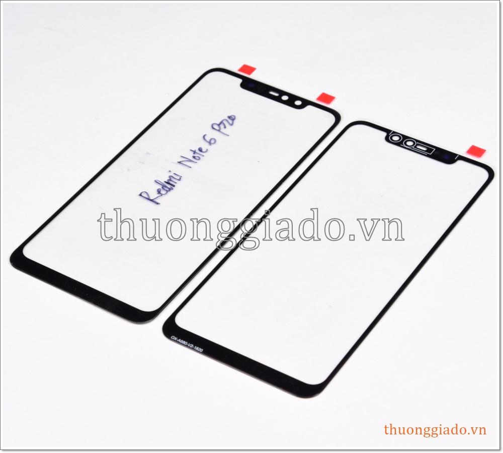 Thay kính màn hình Redmi Note 6 Pro, ép kính màn hình lấy ngay