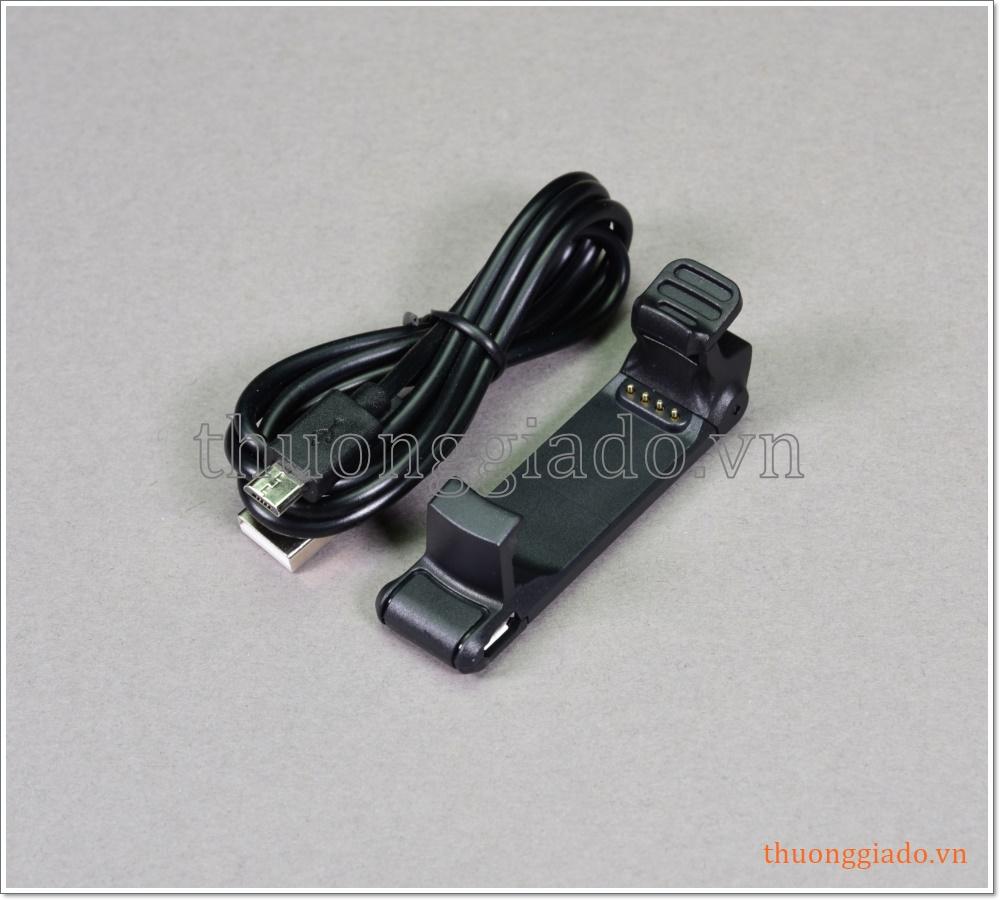 Đế sạc pin cho Garmin Forerunner 220, đế sạc điện cho đồng hồ thông minh