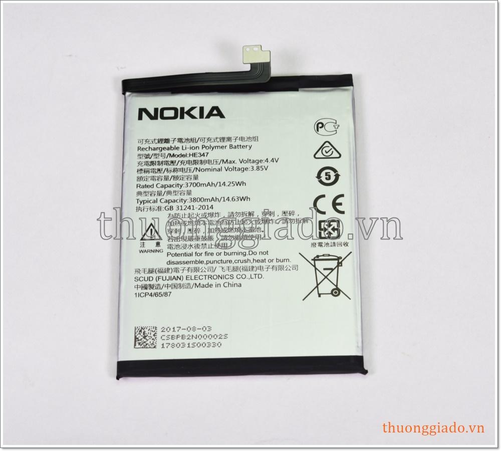 Thay pin Nokia 7 Plus (HE347) 3700mAh Li-ion Polymer