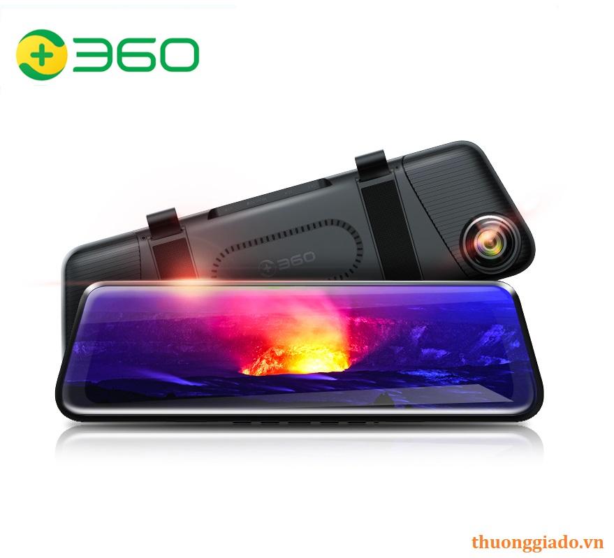 Camera hành trình Qihoo 360 M320 (gồm cả camera lùi, độ phân giải 1440P)