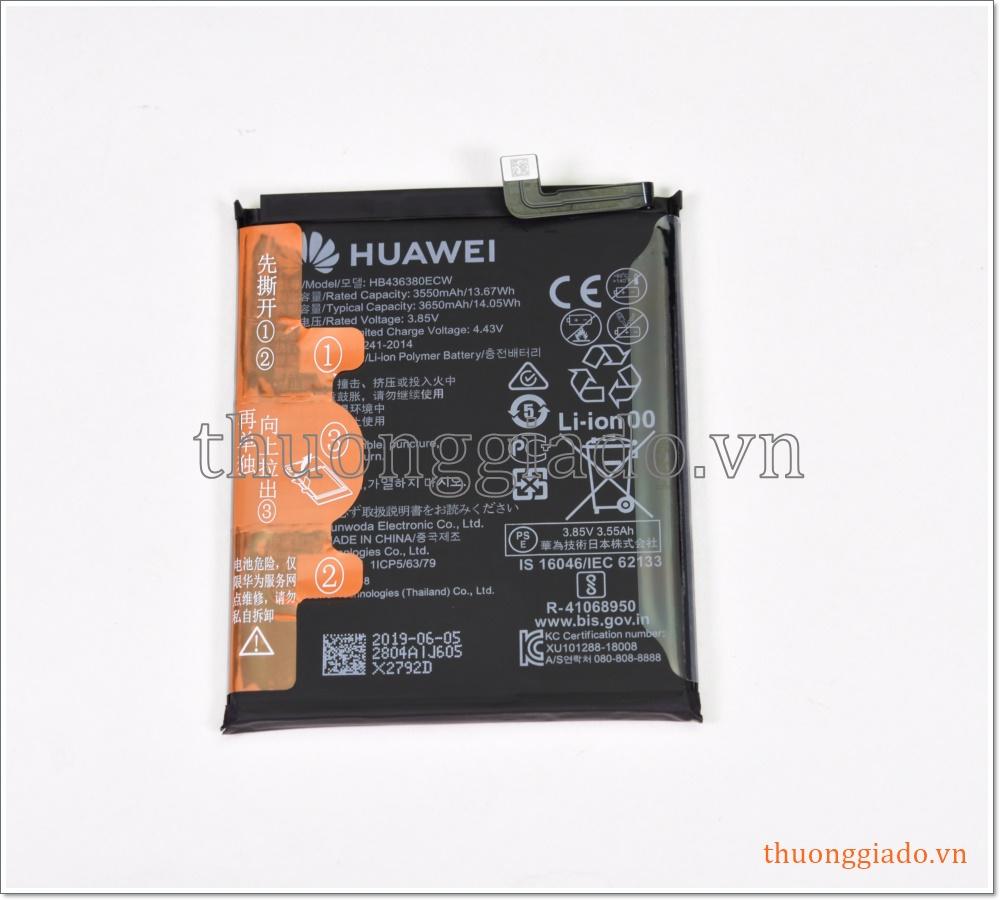 Thay pin Huawei P30 (6.1 inch) HB436380ECW, 3650mAh
