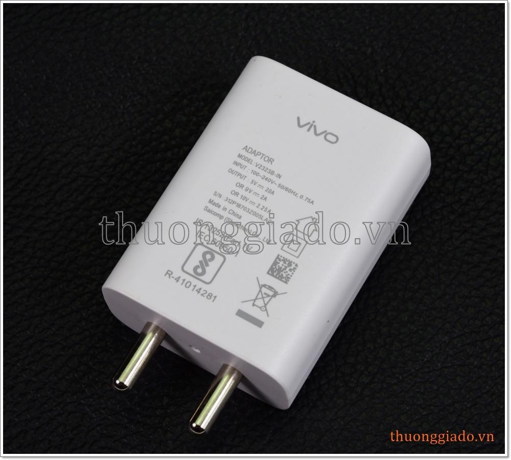 Củ sạc nhanh Vivo V2323B-IN (5V-2A, 9V-2A, 10V-2.25.a)