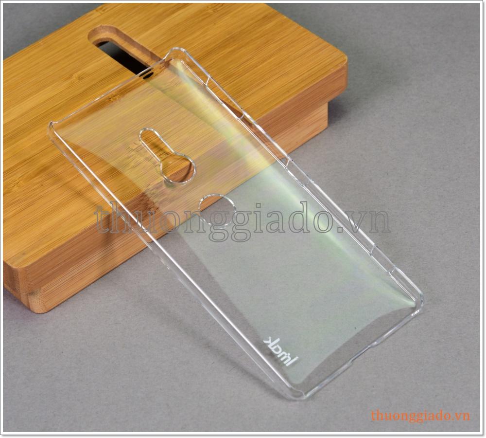 """Ốp lưng Sony Xperia XZ2 (5.7""""), nhựa cứng trong suốt hiệu iMak"""