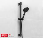 Bộ vòi sen tắm DIIIB màu đen gồm cả tay giữ (Xiaomi phân phối)