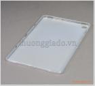 Ốp lưng silicone Samsung T727, T720, Samsung Galaxy Tab S5e (ốp dẻo lưng trắng đục)