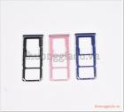 Khay sim Samsung Galaxy A9 (2018), Samsung A920, 03 ngăn đựng, kèm ngăn thẻ nhớ