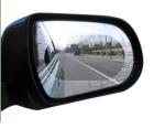Miếng dán chống đọng nước gương ô tô (hiệu Baseus, 02 miếng, cỡ 135x95mm)