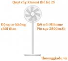 Quạt cây Xiaomi Smartmi Standing Fan 2S (tích hợp pin 2800mAh, chạy liên tục 20 giờ)
