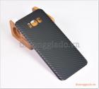 Miếng dán lưng Samsung Galaxy S8+, S8 Plus, G955 (vân carbon)