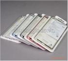Ốp lưng Samsung Galaxy Note 10+/ N975/ N976 Clear Cover (nhựa cứng viền mạ màu)