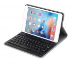 Bàn phím bluetooth iPad mini 5, iPad mini 4, kèm bao da (loại da mịn)