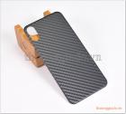 """Miếng dán lưng iPhone Xs (5.8""""), iPhone X (5.8""""), vân Carbon"""