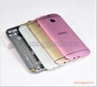 Nắp lưng HTC One (M8), nắp đậy pin (không kèm khung viền màn hình và phụ kiện)