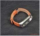 Dây thay thế cho vòng đeo tay Mi Band 4, Mi Band 3 (dây da PU)