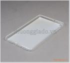 Ốp lưng silicone Samsung T295/ T290/ Tab A8 (2019), ốp dẻo mờ đục