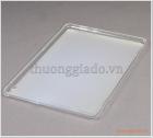Ốp lưng silicone Huawei Mediapad T5 10.1 inch (ốp dẻo mặt lưng trắng mờ đục)