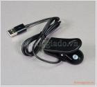 Cáp sạc usb cho Garmin Forerunner 210, cáp kèm đế sạc pin cho đồng hồ thông minh
