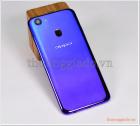 """Nắp lưng Oppo F5 (6.0""""), Oppo A73, nắp đậy pin màu xanh"""