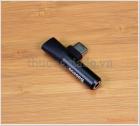 Đầu chuyển đổi usb-c từ 1 ra 2 ( cổng tai nghe 3.5mm và usb-c), hiệu Baseus L41