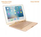 """Bàn phím bluetooth iPad Pro (10.5""""), Note Kee F360, xoay 360 độ"""