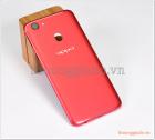 """Nắp lưng Oppo F5 (6.0""""), Oppo A73, nắp đậy pin màu đỏ"""