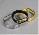 Dây vòng đeo tay Mi Band 4 (thép không gỉ, mỗi hàng một mắt)