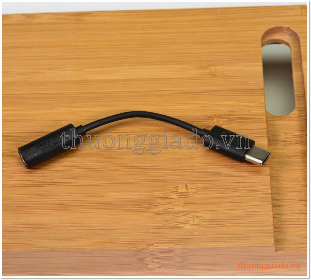 Giắc chuyển đổi tai nghe Sony USB-C sang 3.5mm