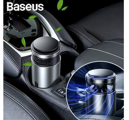 Máy lọc formaldehyde trên xe hơi hiệu Baseus