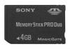 Thẻ nhớ Sony MS Pro duo 4Gb