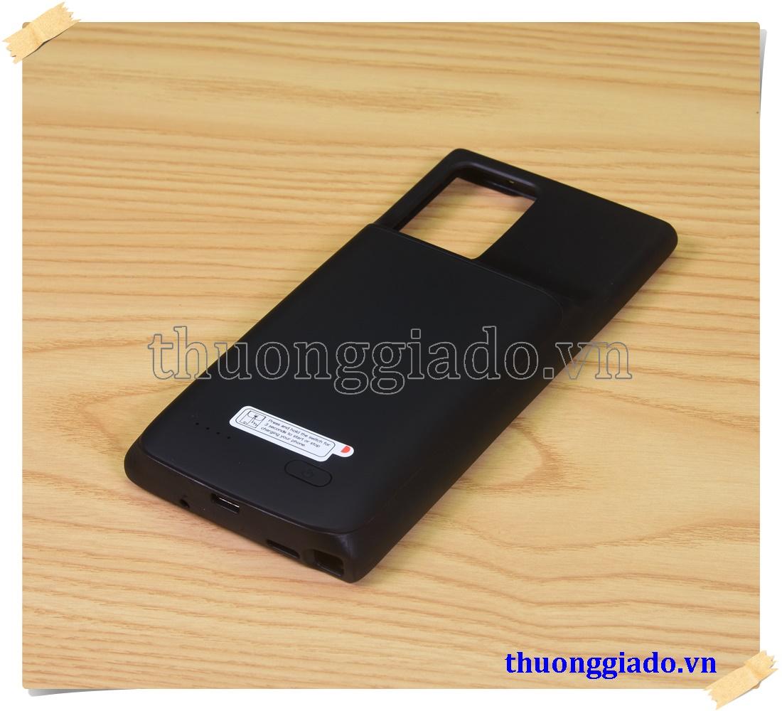 Samsung Galaxy Note 20 Ultra SM-N985 - Ốp lưng kiêm pin sạc dự phòng 6000mAh