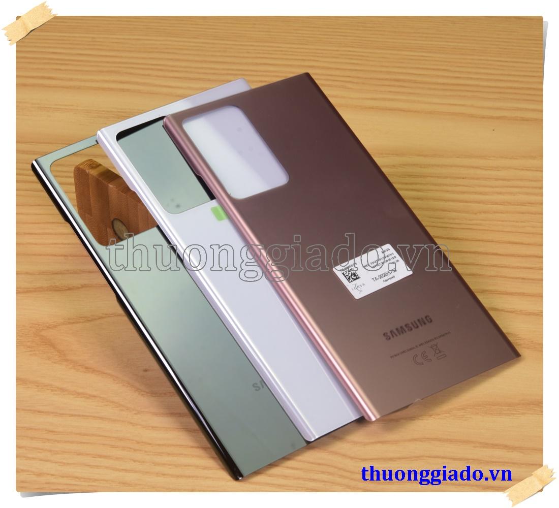 Samsung Galaxy Note 20 Ultra/ Note 20 Ultra 5G SM-N985 - Thay kính lưng, thay nắp lưng