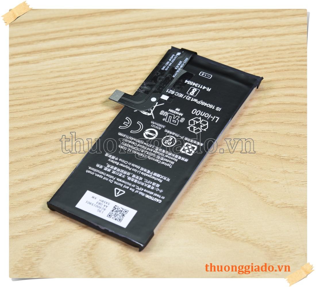 Thay pin Google Pixel 4A bản 4G G025J-B 3.87V 3140mAh 12.15Wh
