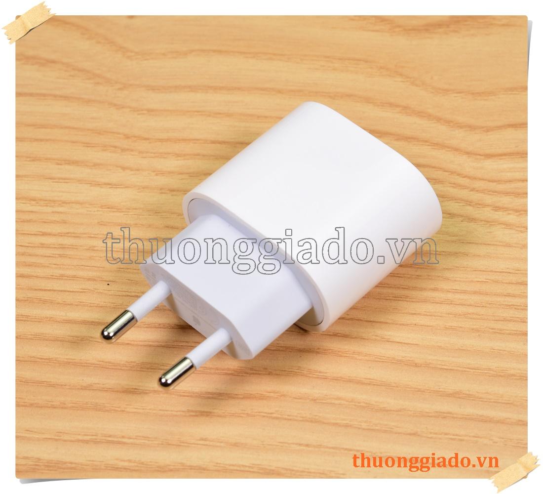 Củ sạc nhanh Apple 20W USB-C A2347 chính hãng, iPhone 12 Pro Max