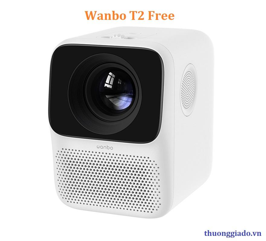 Máy chiếu mini Xiaomi WANBO T2 Free WB-T2S (bản không kết nối wifi)