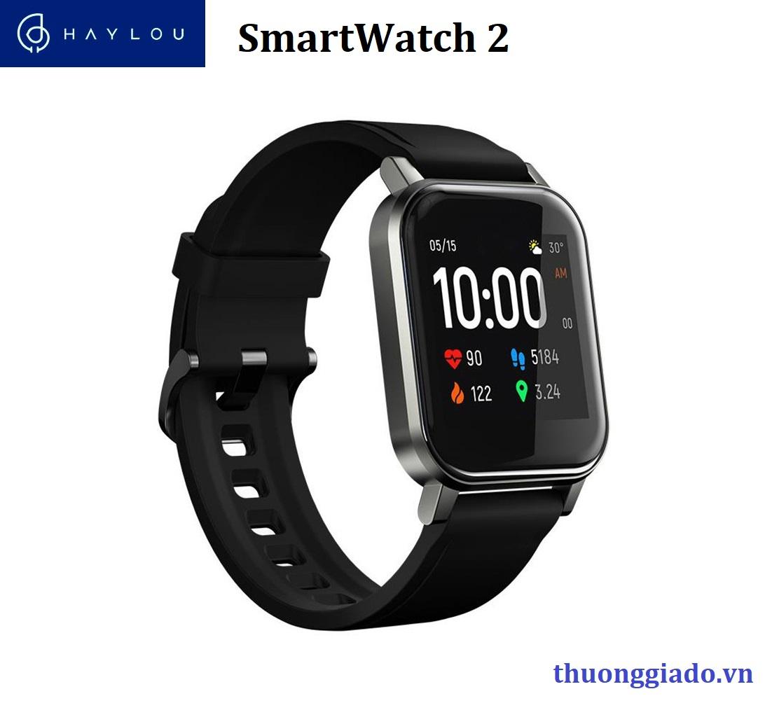 Đồng hồ thông minh Haylou Smart Watch 2 LS02